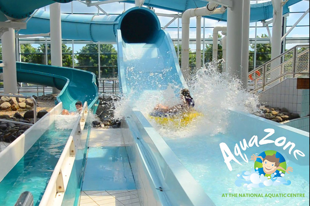 AquaZone At The National Aquatic Centre