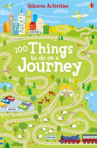 100 things to do on a Journey Activity Books for Children I Top 20 Activity Books for Children I Dublin Family Programme I What to do with kids in Dublin I Discover Dublin's Playful Side