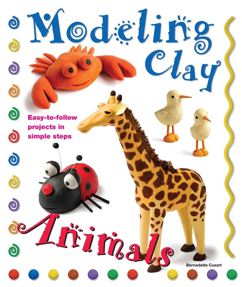 Modelling Clay Animals I Top 20 Acitivty Books for Children I Dublin Family Programme I What to do with kids in Dublin I Discover Dublin's Playful Side