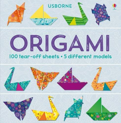 Origami for Kids I Top 20 Activity Books for Children I Dublin Family Programme I What to do with kids in Dublin I Discover Dublin's Playful Side