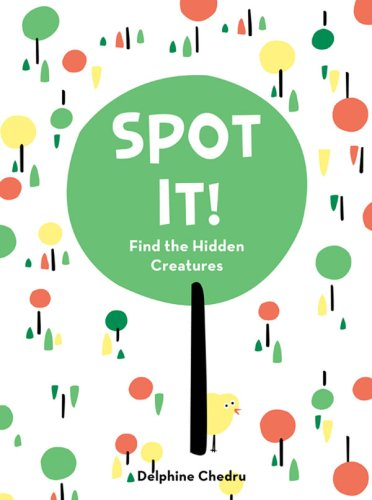 Spot It Find the Hidden Creatures Top 20 Acitivty Books for Children I Dublin Family Programme I What to do with kids in Dublin I Discover Dublin's Playful Side