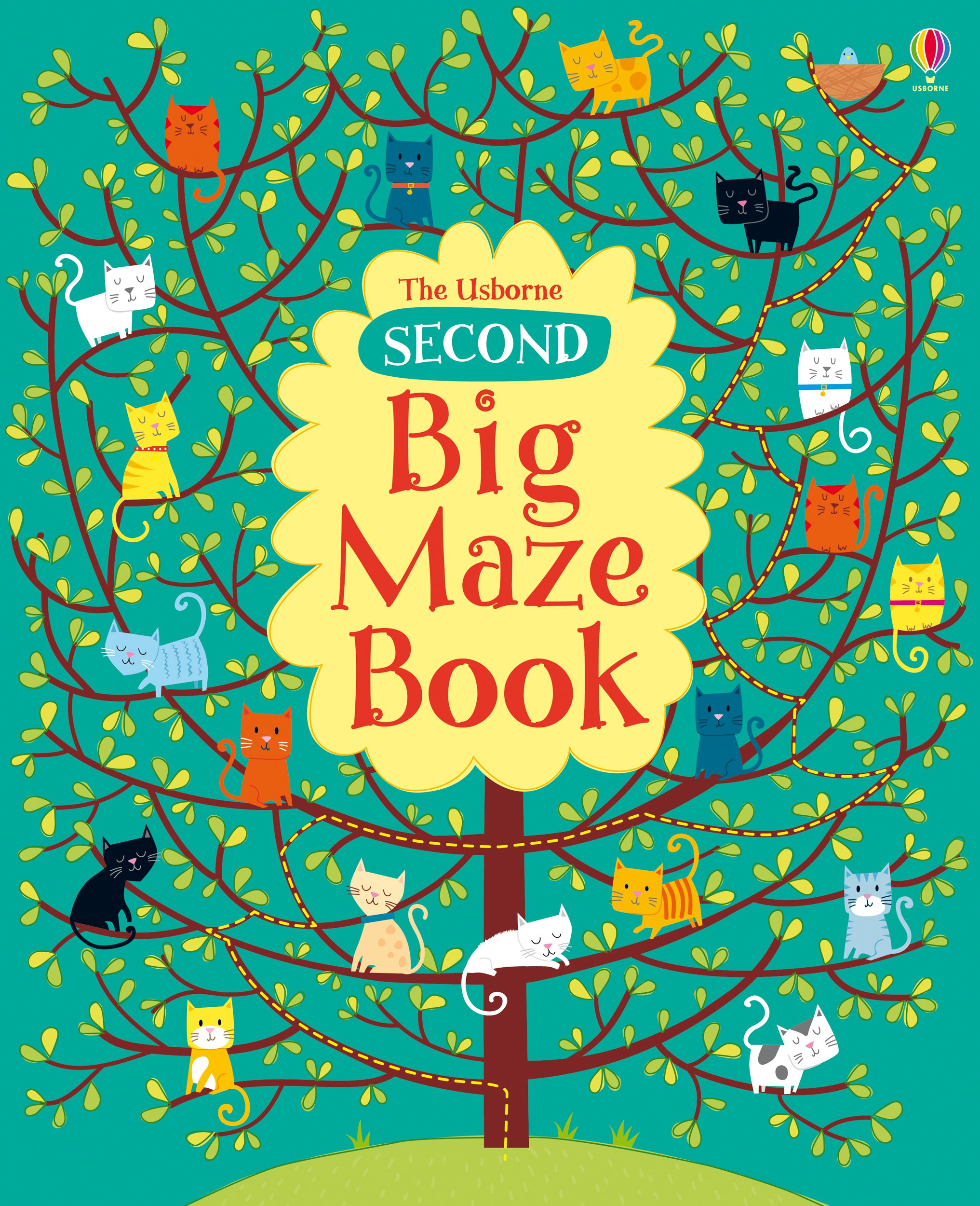 The Big Maze Book I Top 20 Activity Books for Children I Dublin Family Programme I What to do with kids in Dublin I Discover Dublin's Playful Side