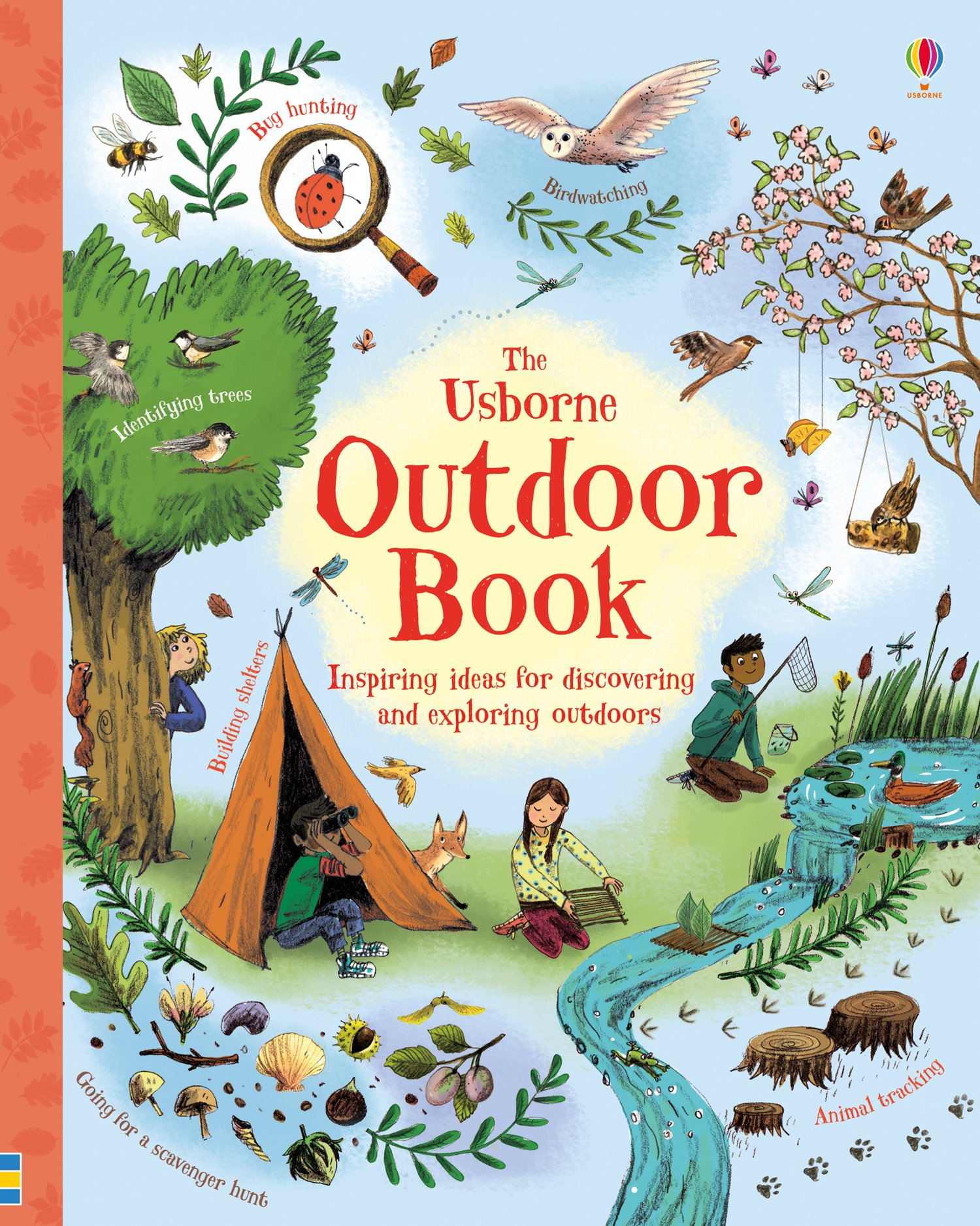The Outdoor Book I Top 20 Activity Books for Children I Dublin Family Programme I What to do with kids in Dublin I Discover Dublin's Playful Side