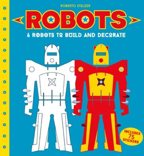 The Robot Book I Top 20 Activity Books for Children I Dublin Family Programme I What to do with kids in Dublin I Discover Dublin's Playful Side