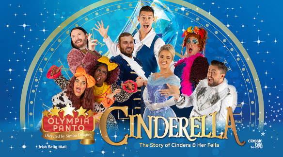 Cinderlla Christmas Panto Dublin 2019